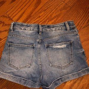 Pascun mom shorts
